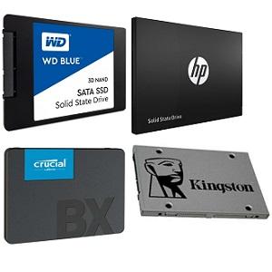 Discos Sólidos - SSD